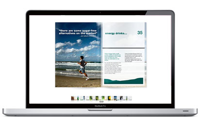 Earthly Suply Company online brochure.
